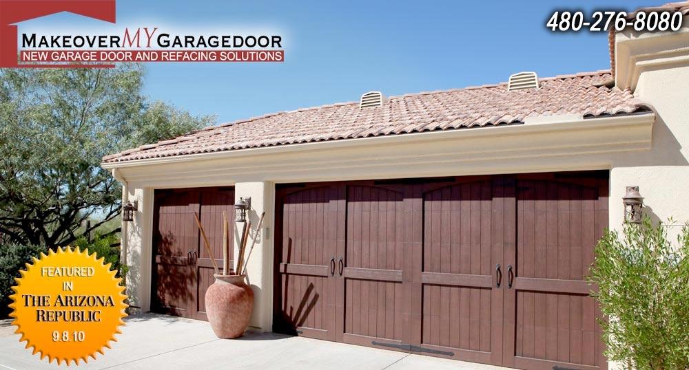 Makeover My Garag Door